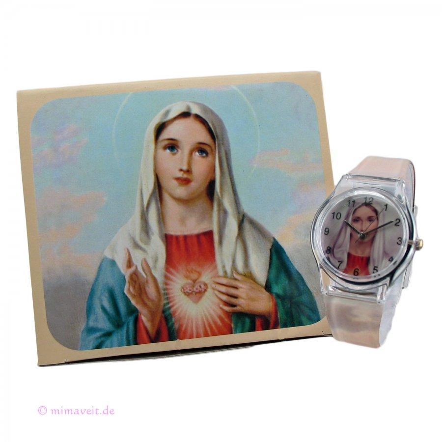 Armbanduhr Uhr Maria Hl. Mutter Gottes