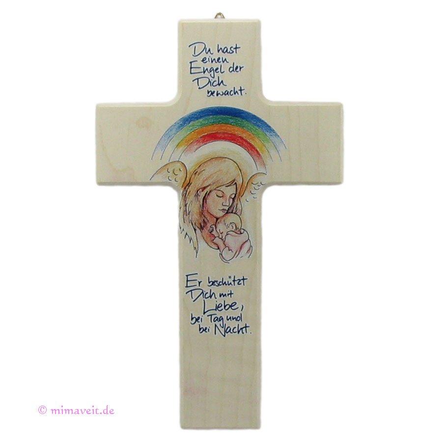 Kinderkreuz - Du hast einen Engel