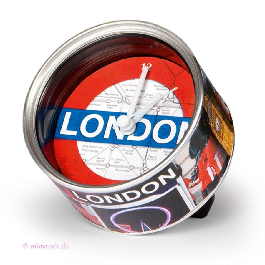 Dosenuhr Uhr London