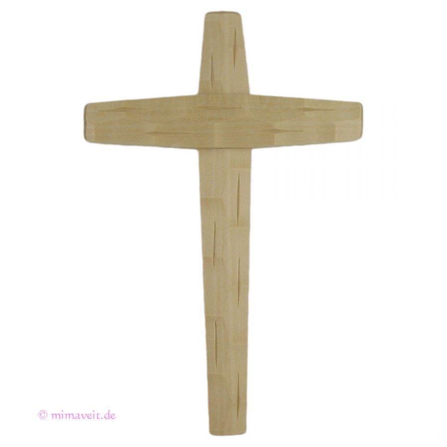 Balkenkreuz Kreuz aus Linde