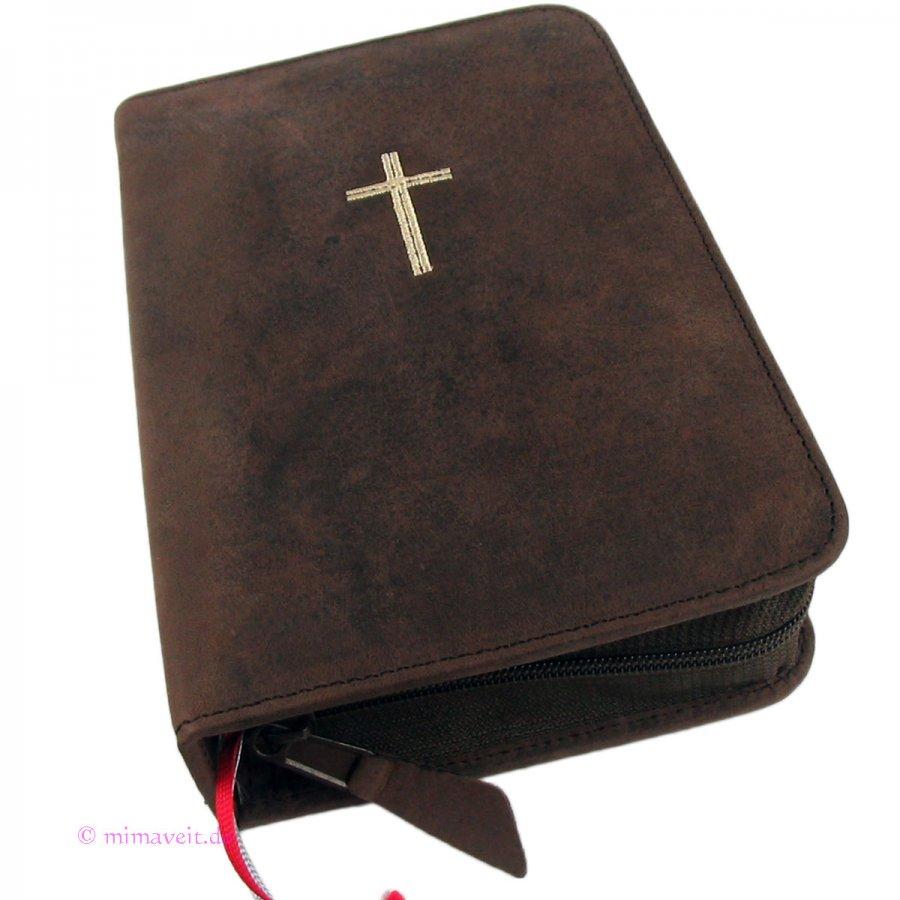 Gotteslobhülle Gotteslob Hülle Echt Leder Rot Für Das Neue Gebetbuch Buchhülle Bücher