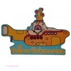 Wanduhr The Beatles Yellow Submarine