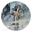 Wanduhr Bride of the Moon