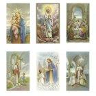 Heiligenbildchen Kommunionbildchen Marienbildchen Jesus Mutter Gottes Kommunion
